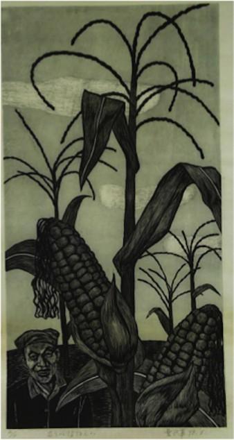 Cao Xingjun曹兴军, Plants of my native place